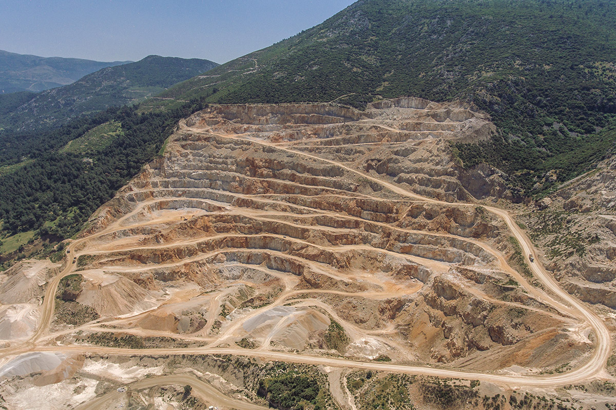 Amiroğlu Group of Companies, Sectors, Mining, Gallery